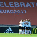 EURO 2017, Vorrunde: Österreich – Schweiz