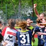 2. Bundesliga-Süd 2014/15: 1. FC Köln – 1. FFC Frankfurt II