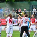 2. Bundesliga-Süd 2014/15: 1. FC Köln – FC Bayern München II