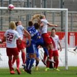 Allianz Frauen-Bundesliga 2015/16: SGS Essen – SC Sand