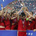 Algarve Cup 2017, Finale: Spanien – Kanada