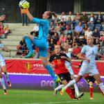 Qualifikation zur EM2017: Belgien – England
