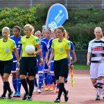 Allianz Frauen-Bundesliga 2016/17: VfL Borussia Mönchengladbach – SC Sand