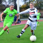 Allianz Frauen-Bundesliga 2016/17: VfL Borussia Mönchengladbach – VfL Wolfsburg