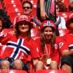 Vorrunde: Australien – Norwegen