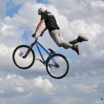 BMX- und Dirtbike-Contest in Niederkrüchten-Elmpt