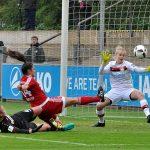 DFB Pokal 2016/17, Halbfinale: Bayer 04 Leverkusen – SC Sand