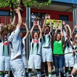 Finale ARAG Niederrheinpokal 2015: GSV Moers – VfL Borussia Mönchengladbach