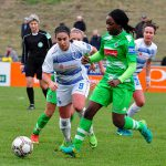 Allianz Frauen-Bundesliga 2016/17: MSV Duisburg – VfL Borussia Mönchengladbach
