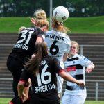 Allianz Frauen-Bundesliga 2016/17: VfL Borussia Mönchengladbach – Bayer 04 Leverkusen