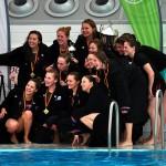 Finale im Deutschen Wasserballpokal 2016 der Frauen: SV Bayer 08 Uerdingen – SV Nikar Heidelberg