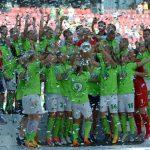 DFB Pokal 2016/17, Finale: SC Sand – VfL Wolfsburg