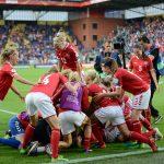 EURO 2017, Halbfinale: Dänemark – Österreich