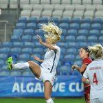 Algarve Cup 2017: Spanien – Norwegen
