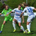 Allianz Frauen-Bundesliga 2016/17: MSV Duisburg – VfL Wolfsburg