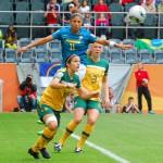 Vorrunde: Brasilien – Australien