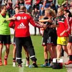 1. Bundesliga 2013/14: Bayer 04 Leverkusen – 1. FFC Frankfurt