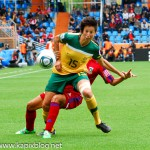 Vorrunde: Australien – Äquatorial-Guinea