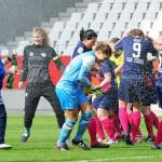 DFB Pokal 2013/14 Halbfinale: SG Essen – SC Freiburg