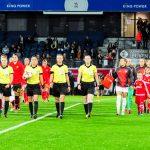 Play-Offs für die FIFA Weltmeisterschaft 2019: Belgien – Schweiz