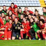 Cyprus Womens Cup 2019: Spiel um Platz 3, Österreich – Belgien