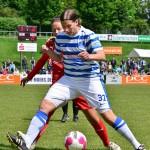 1. Bundesliga 2013/14: MSV Duisburg – BV Cloppenburg