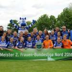 2. Bundesliga-Nord 2015/16: MSV Duisburg – Herforder SV