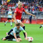 EURO 2017, Vorrunde: Norwegen – Belgien