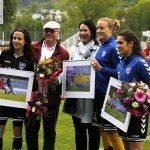 Allianz Frauen-Bundesliga 2016/17: FF USV Jena – SC Sand