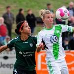 1. Bundesliga 2013/14: FCR 2001 Duisburg – VfL Wolfsburg