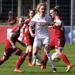 2. Bundesliga-Süd 2016/17: 1. FC Köln – 1. FFC Frankfurt II