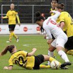 2. Bundesliga-Süd 2016/17: 1. FC Köln – SV 67 Weinberg