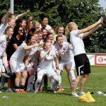 2. Bundesliga-Süd 2016/17: 1. FFC Niederkirchen – 1. FC Köln